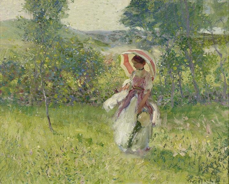 """The Parasol."" 1913."