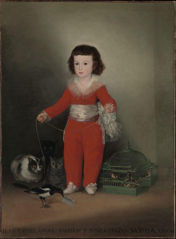 Manuel Osorio Manrique de Zuñiga. 1787-1788.