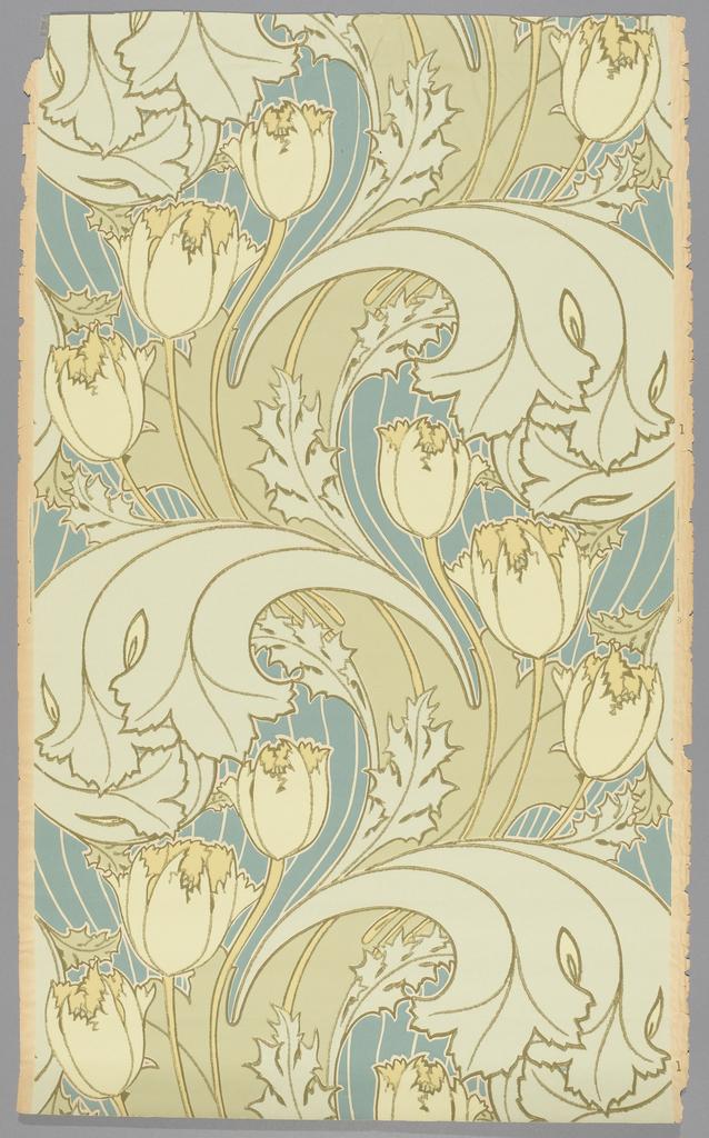 """""""Tulip."""" 1893-95."""
