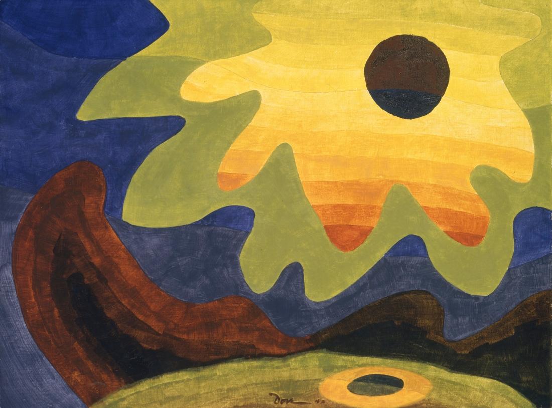 """""""Sun."""" 1943."""
