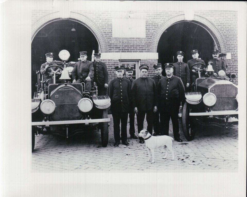 Engine 27. Washington DC Fire Department. Undated.
