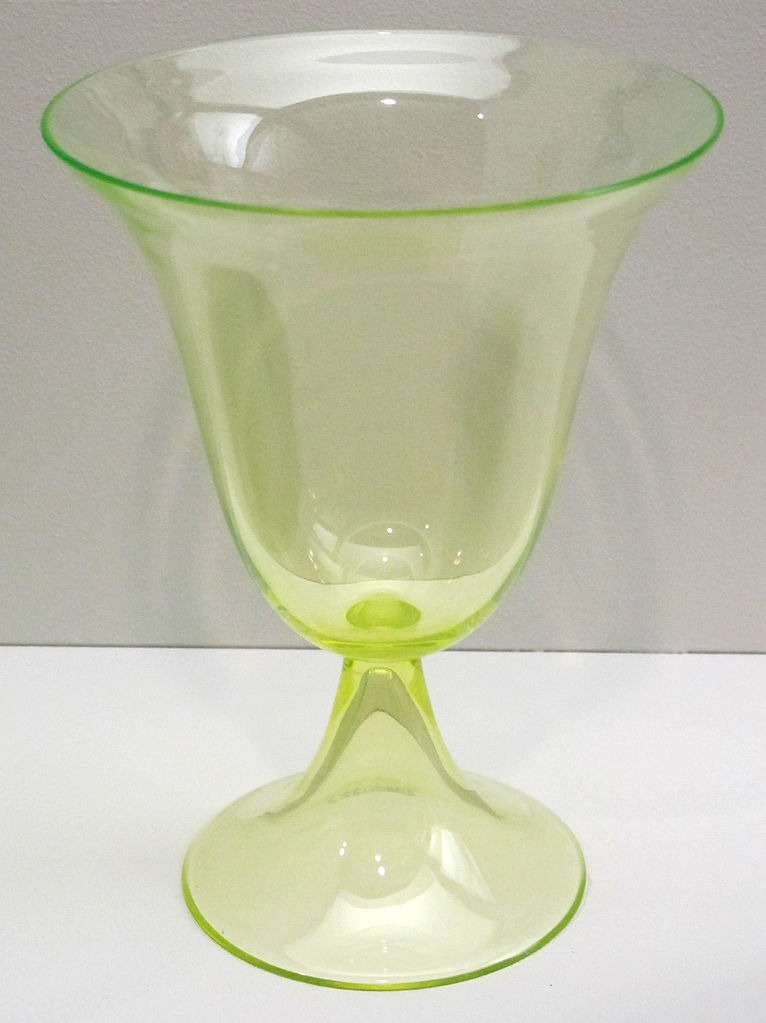 Bicciere (glass). 1920.