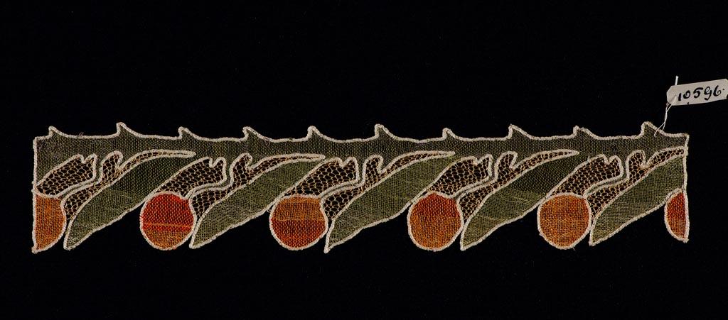 Kiskunhalas lace. 1903.