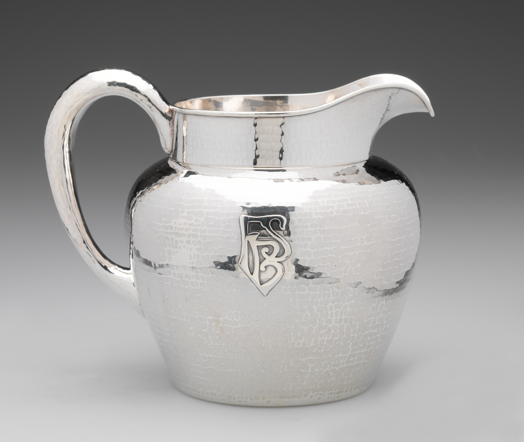 Water Pitcher, ca. 1910-1920.