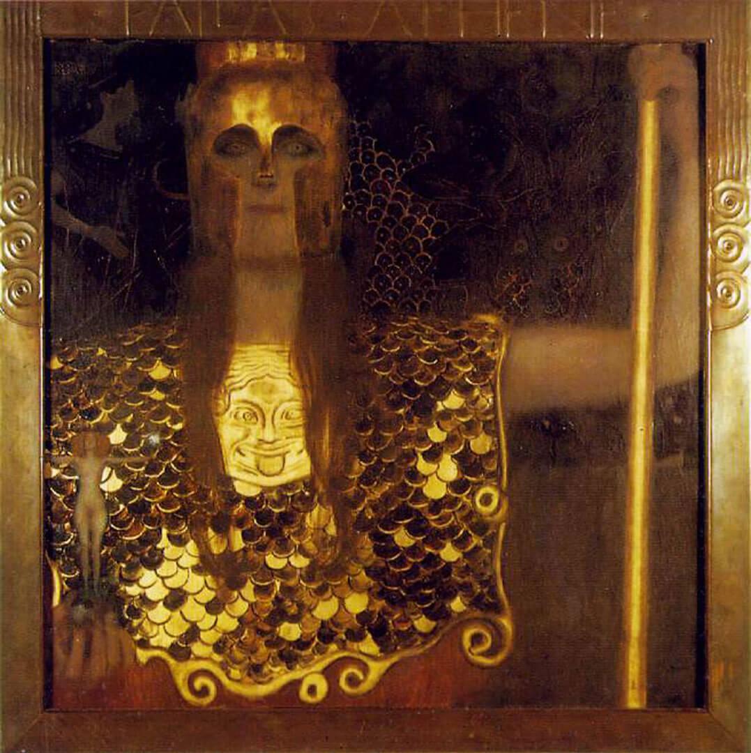 """Pallas Athena."" 1898."