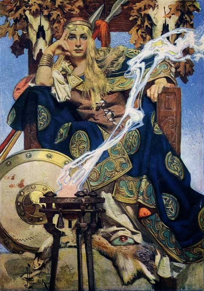 Queen Maeve. 1906.