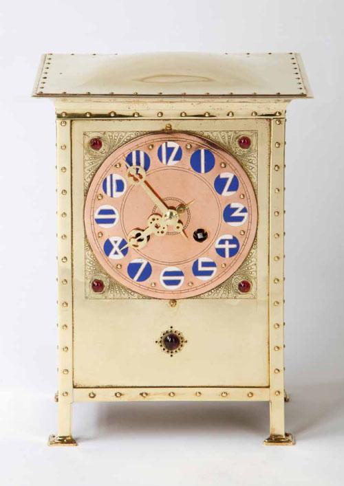 Pendulum clock. 1904.