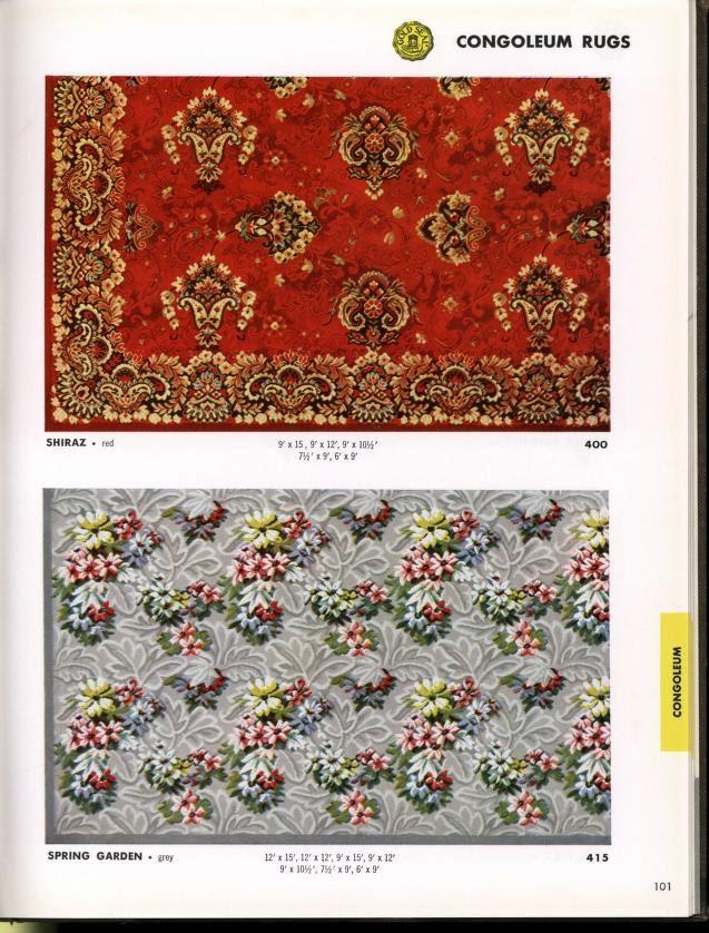 """""""Shiraz"""" and """"Spring Garden."""""""
