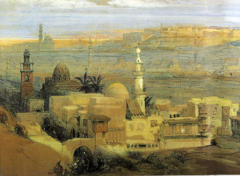 """Cairo."" Undated."