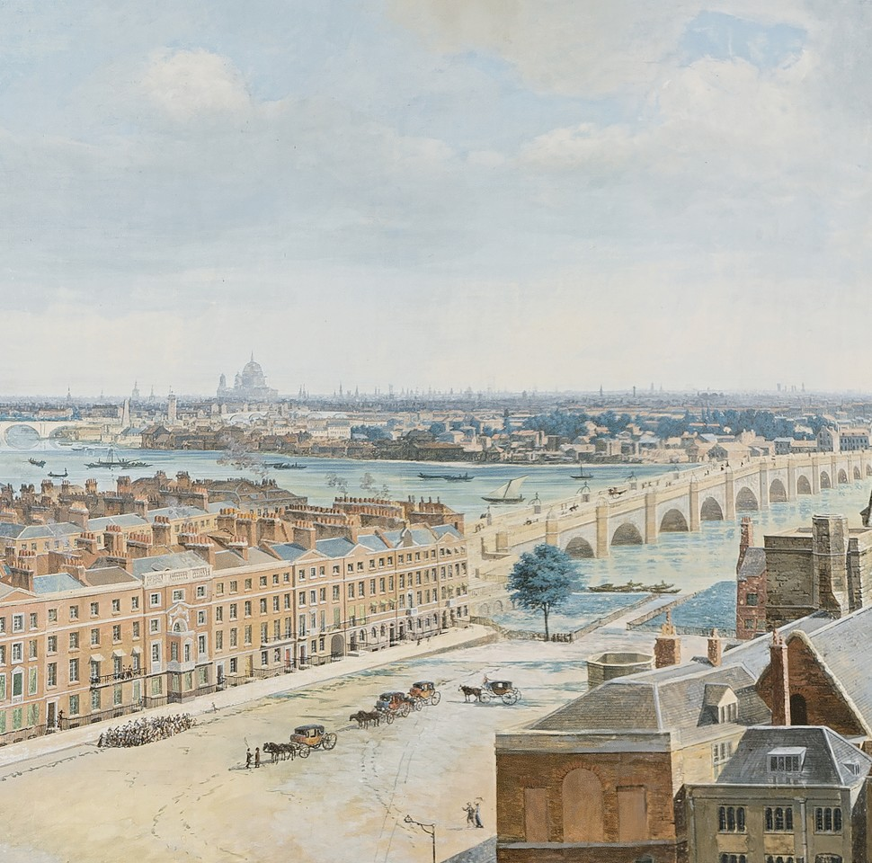 """View of Westminster Bridge."""