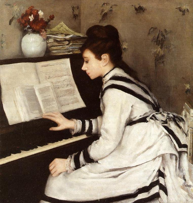 """""""Secretly."""" 1877-1878."""