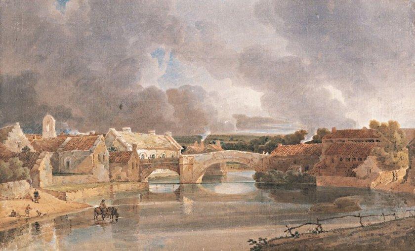 """Morpeth Bridge."" 1802."