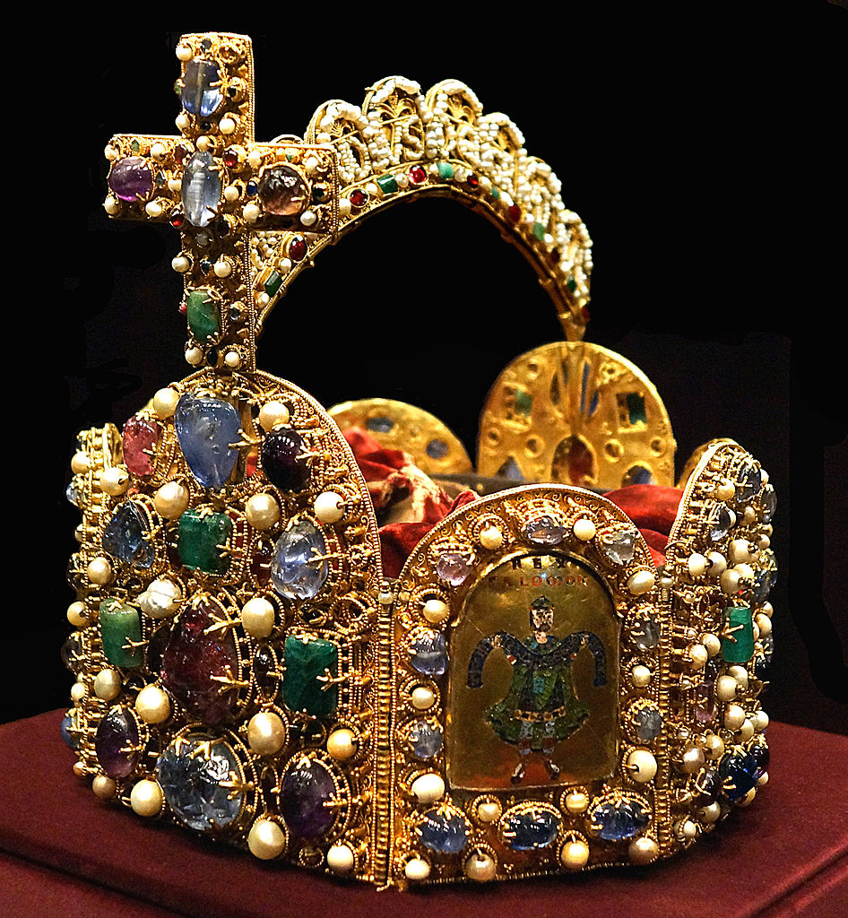 Crown of the Holy Roman Empire.