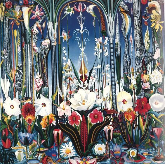 """Flowers, Italy."" ca. 1930."