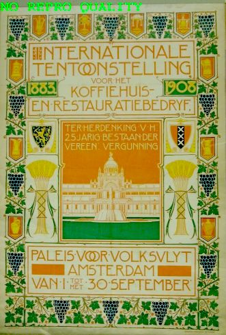 Poster. 1908.