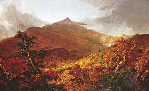 """Shroon Mountain, Adirondacks."" 1838."