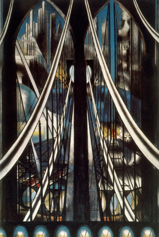 """""""Bridge."""" 1936."""