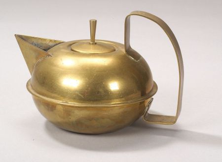 Teapot. Undated.