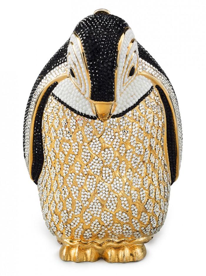 Penguin clutch.
