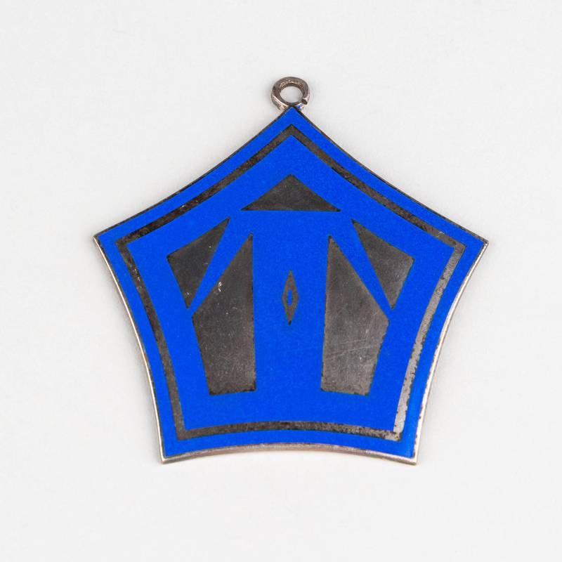 "Bijou der Loge ""Treue""Bijou der Loge ""Treue"" pendant. ca. 1910."