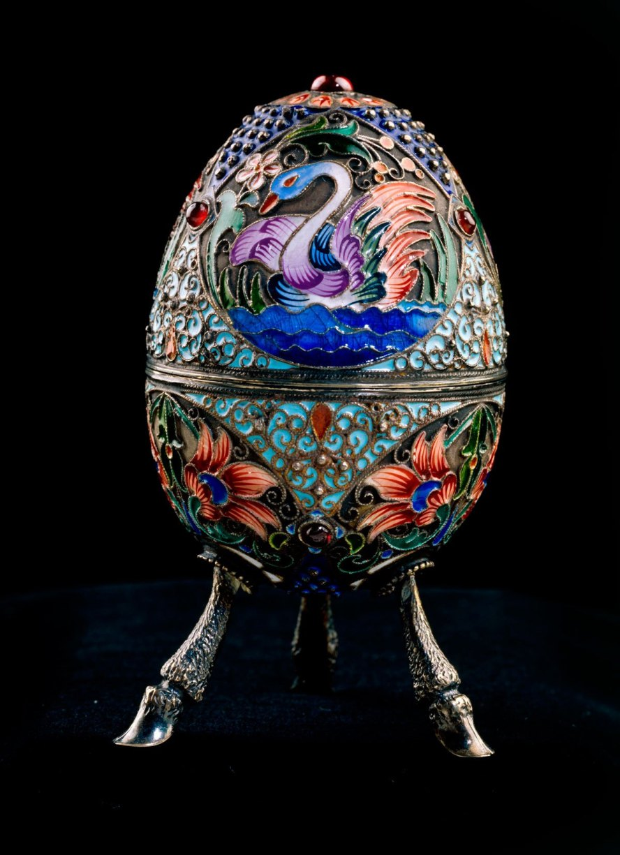 Peking egg. 1908-1917.