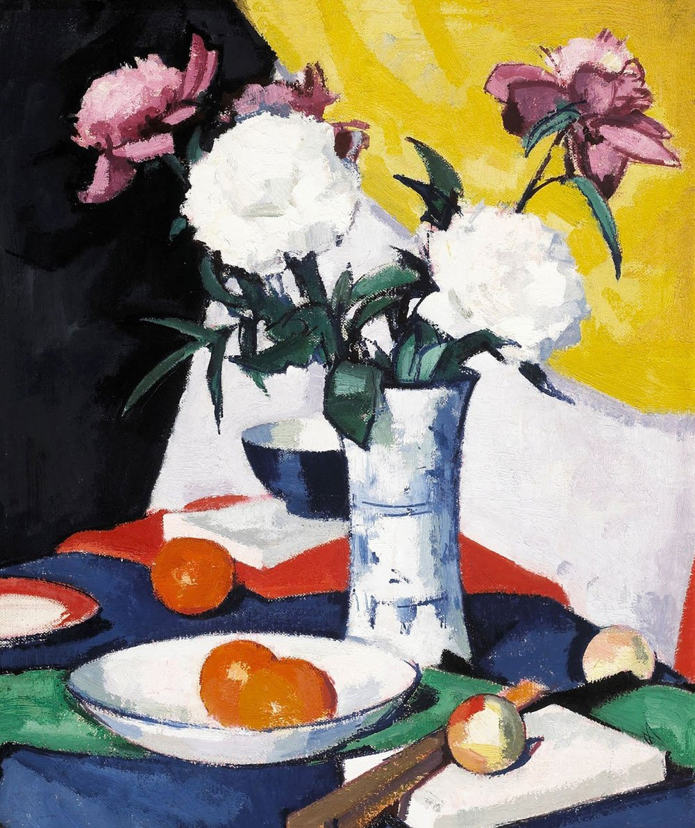 """Flowers and Fruit."" Undated."