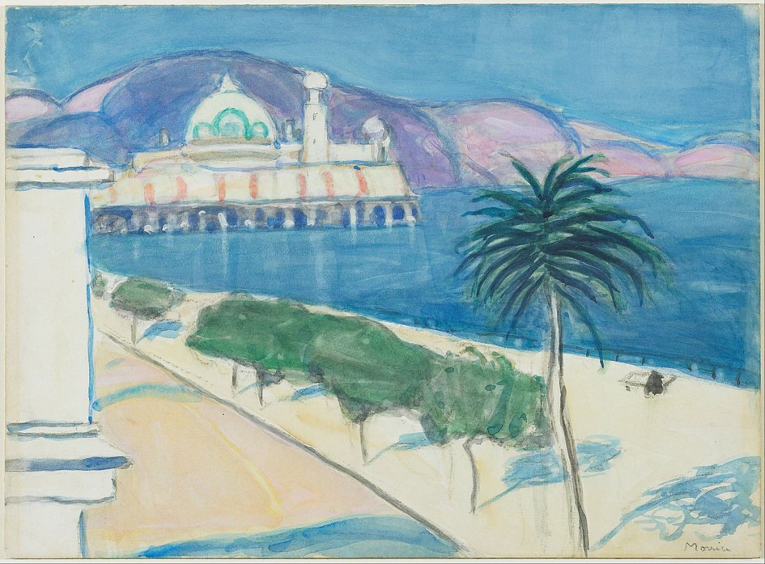 """Casino by the Sea."" 1916-1926."