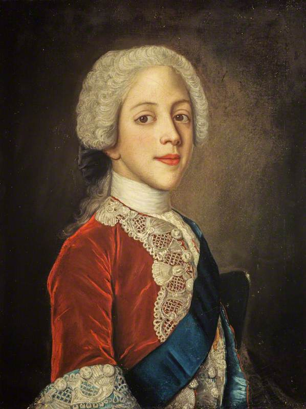Prince Henry Benedict Clement Stuart (1725–1807), Cardinal York and younger brother of Prince Charles Edward Stuart.