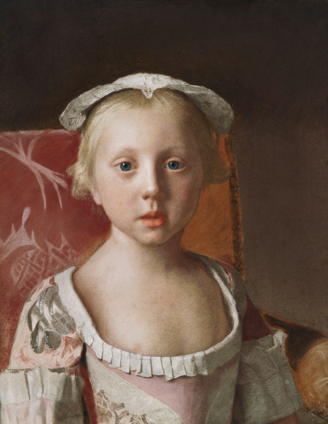 Princess Louisa Anne.  1754.