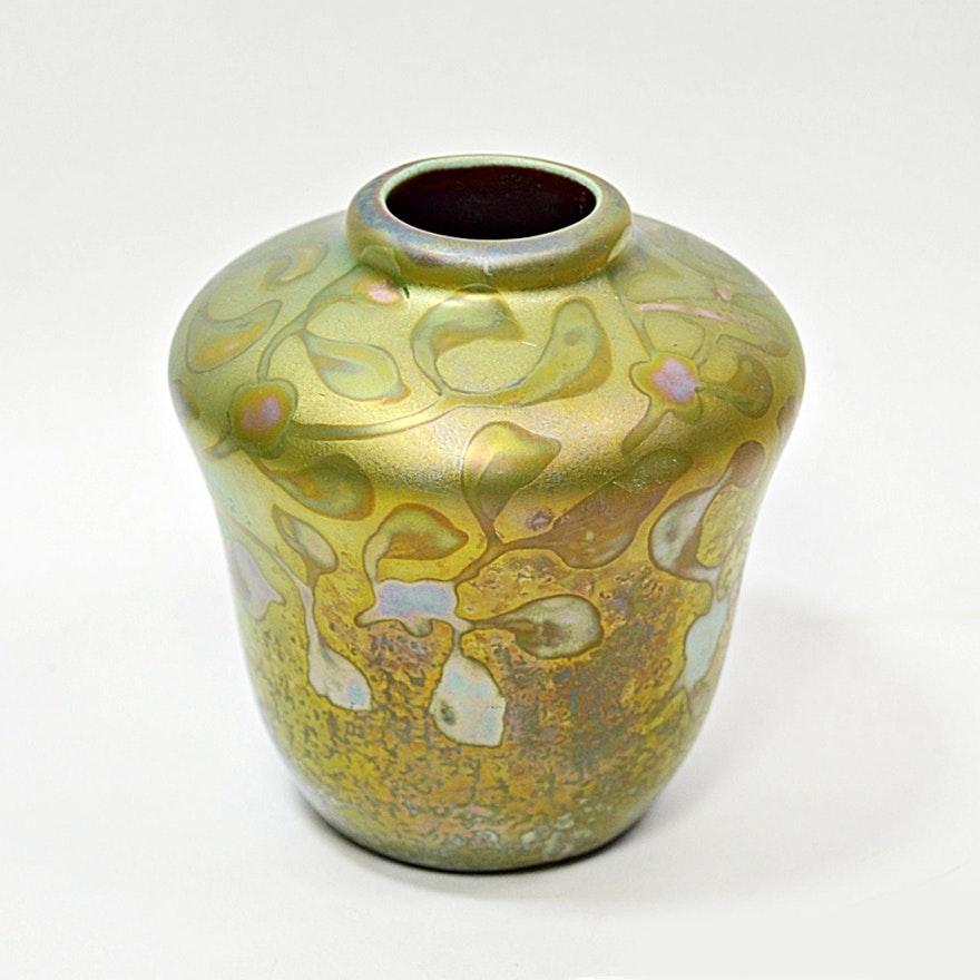Vase. Art Nouveau.