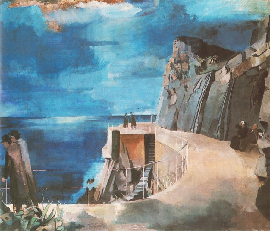 """La Riviera."" 1926-27."