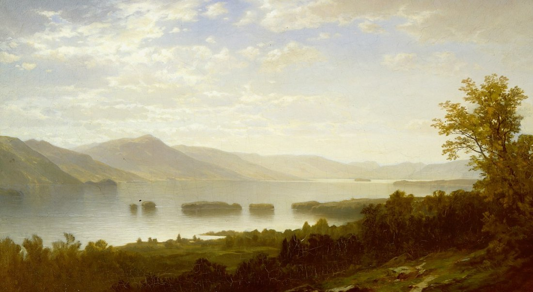 Lake George. After 1851.