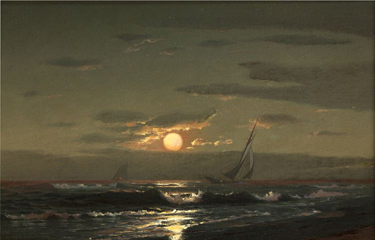"""Moon Light Sail."" No date."