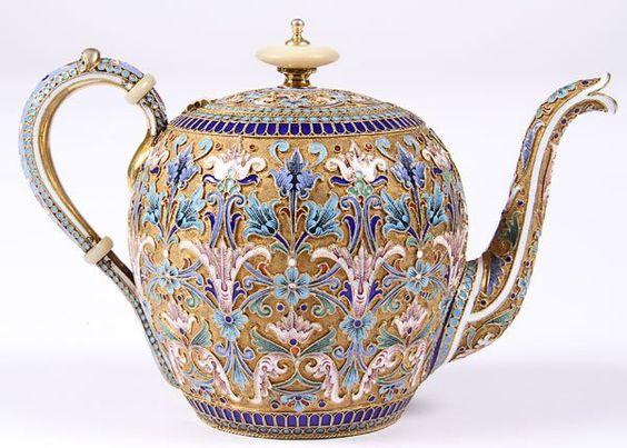 Teapot. 1895.