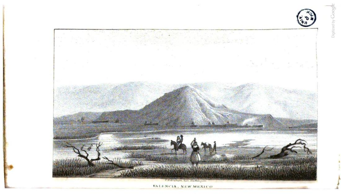 """Valencia, New Mexico."" 1848."