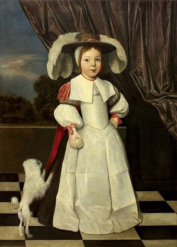 Portrait of a Young Boy. 1666.