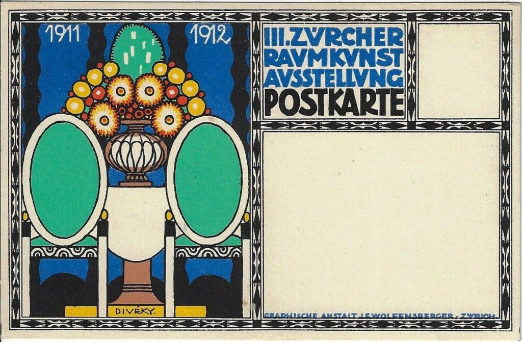 Postcard. 1911-1912.