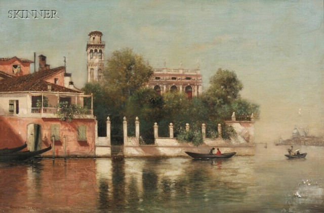 View of Venice. No date.