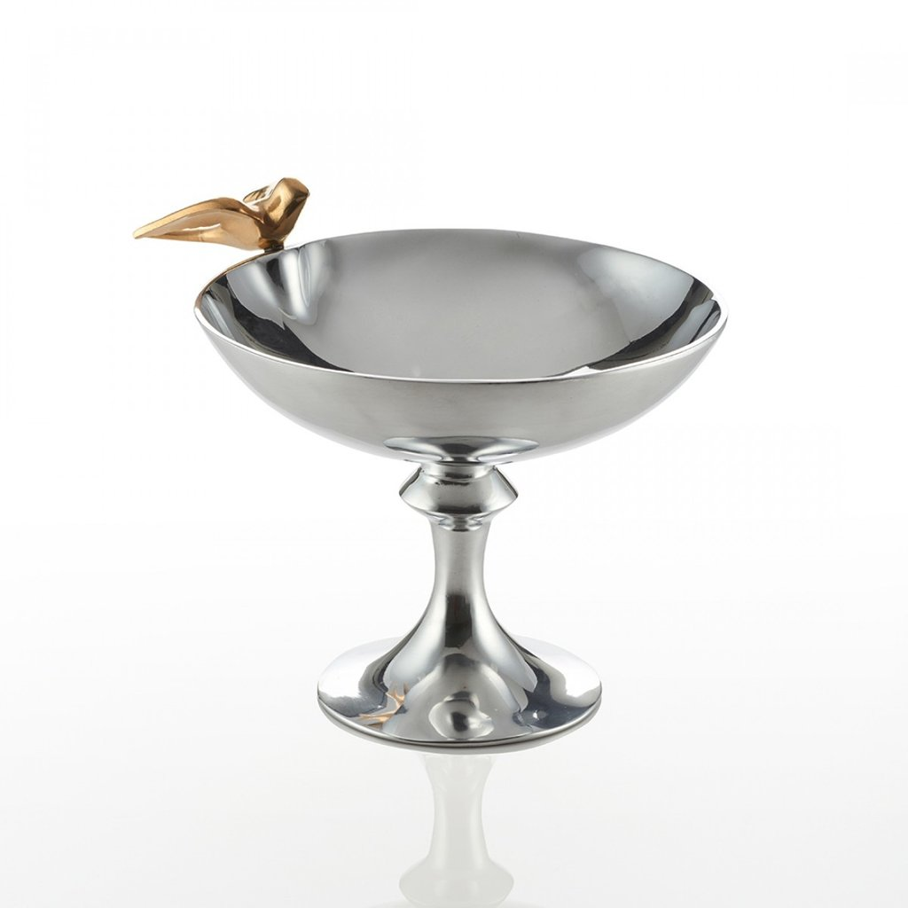 Dove candy dish. Contemporary.