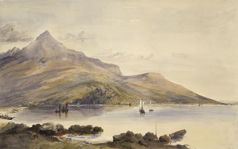 """Brodick Bay."" 1847"