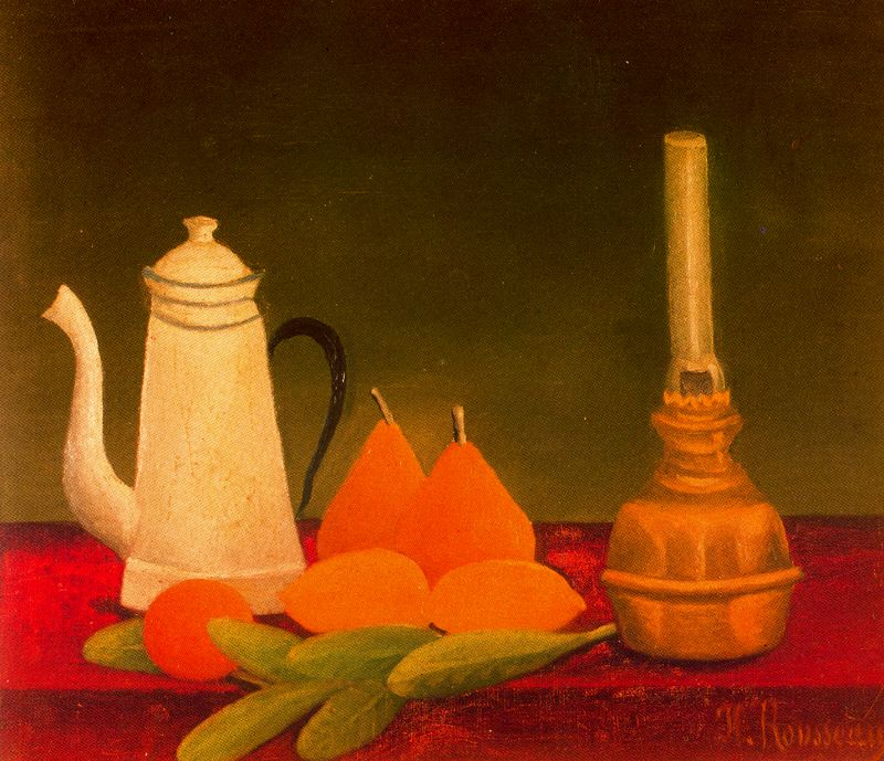 """""""Still Life with Pears."""" 1910."""