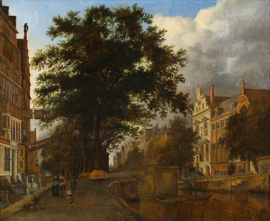 fantasized-amsterdam-cityscape-with-canal-jan-van-der-heyden