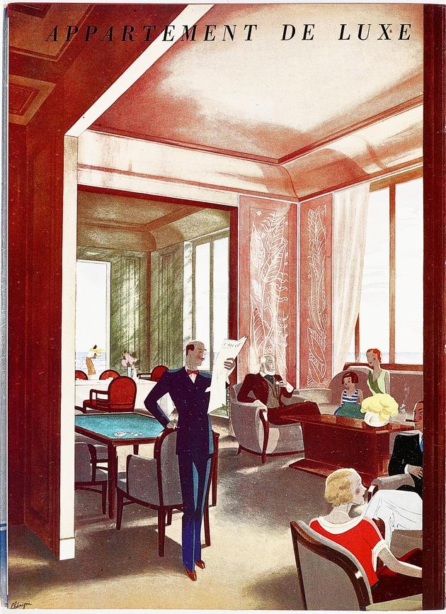 """""""Apartement de Luxe."""" Page 10."""