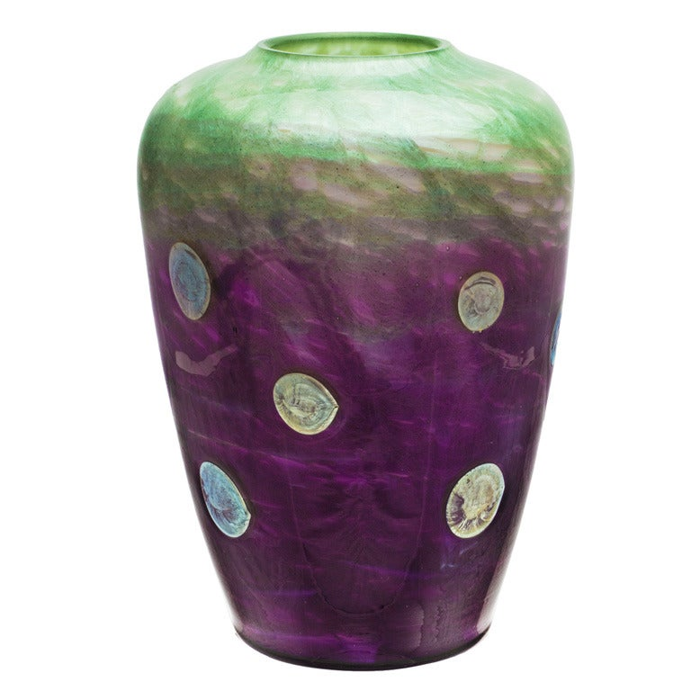 """""""Titania"""" vase. Gre 4252. ca. 1907."""