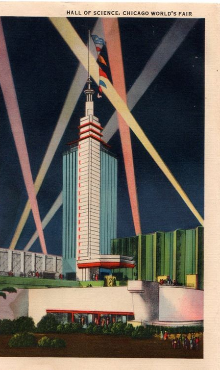 """Hall of Science, Chicago World's Fair."""