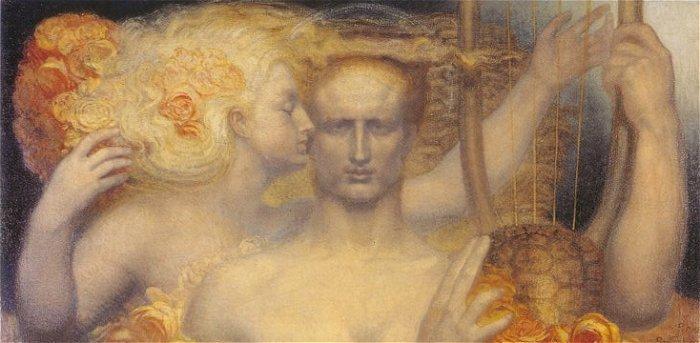"""""""Harmonies."""" 1912."""