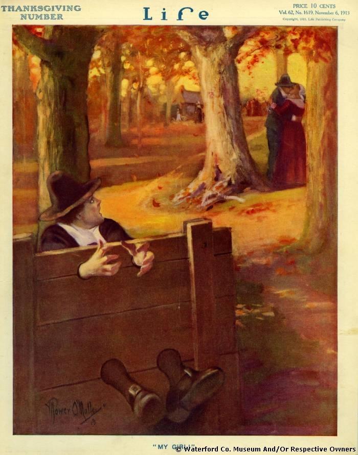 """""""My Girl."""" November 6, 1913."""