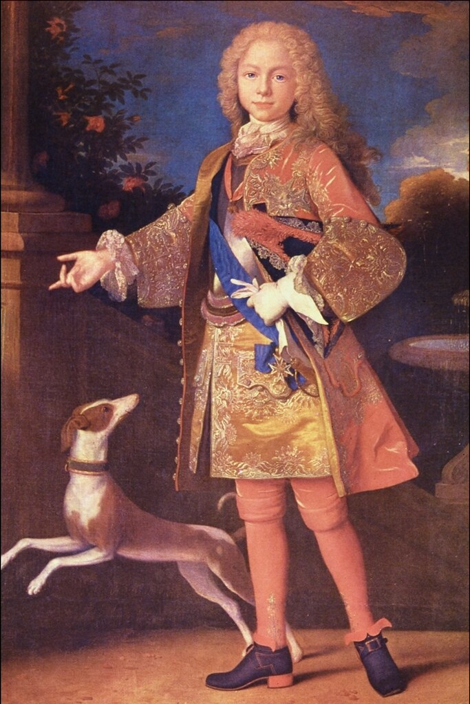 """Fernando VI of Spain."" 18th c."