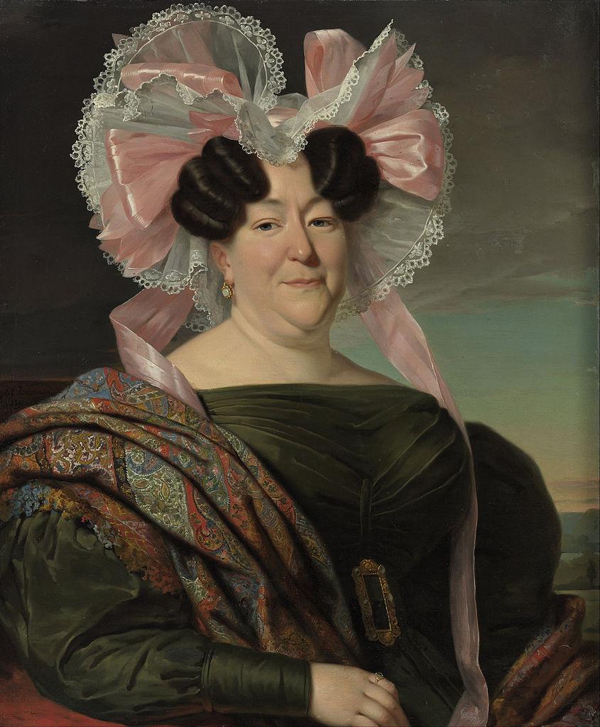 """Portrait of a Lady."" 1829."
