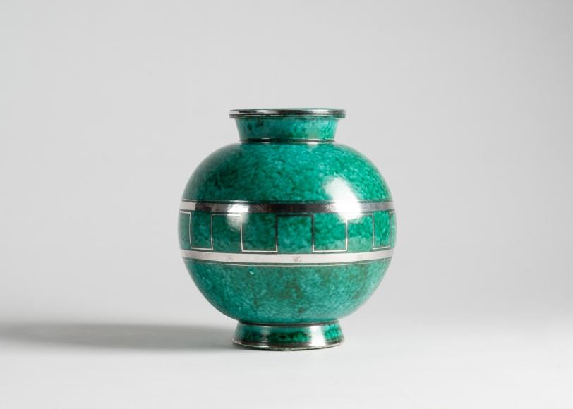 Vase. 1930s-1940s.